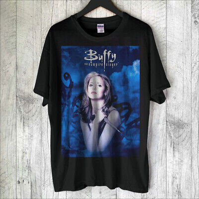 Buffy The Vampire Slayer T-Shirt Vintage 90s Movie FREE SHIPPING Size S-2XL