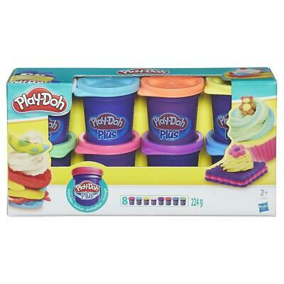 Play Doh Plus Kitchen Creations 8 Tub Multicolour Pack
