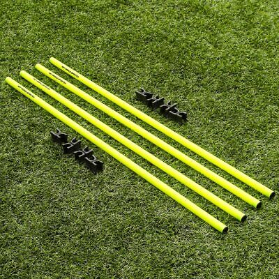 FORZA Hurdle Pole Extension Kit | Poles, Clips Or Full Equipment Set | Fitness