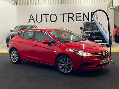 Vauxhall/Opel Astra 1.0i Turbo ( 105ps ) ecoFLEX ( s/s ) 2016MY Design