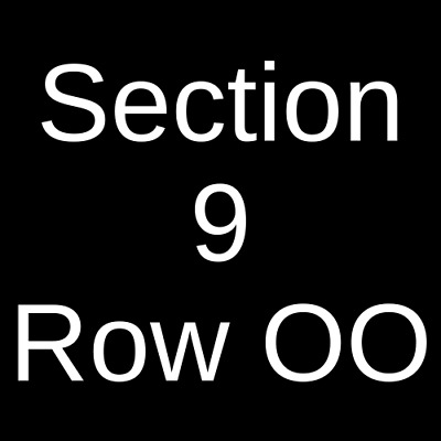 2 Tickets Zac Brown Band 6/13/20 Saratoga Springs, NY