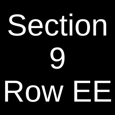 2 Tickets The Lumineers 6/6/20 Saratoga Springs, NY