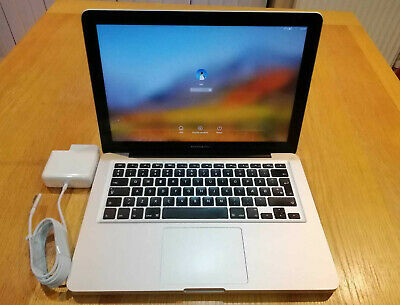 Apple MacBook Pro 13'' Core i5 2.5Ghz/4GB/320GB (Jun 2012) High Sierra OS Office