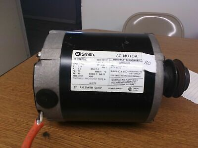 A.o. Smith  316P758 Type S 1/4 Hp Furnace Blower Motor With Pulley