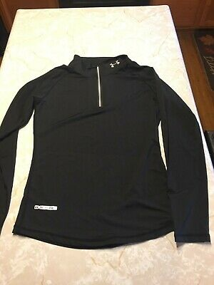 Under Armour Heat Gear - Girls XL 1/4 zip - Perfect Condition