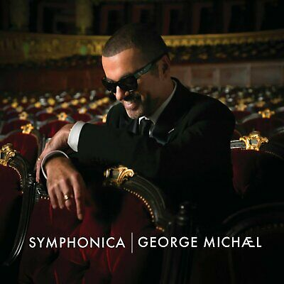 George Michael - Symphonica - U.K. CD album 2014