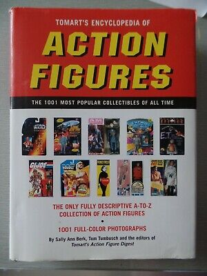 Tomart's Encyclopedia Of Action Figures Published 2000