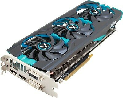 Sapphire AMD Radeon Vapor-X R9 280X 3GB GDDR5 DVI/HDMI/DP TRI-X video card
