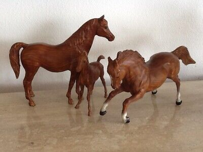 breyer horses traditional Mare Colt And Stalion