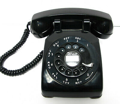 Black 500 Desk Telephone - Full Restoration - Digital Compatible