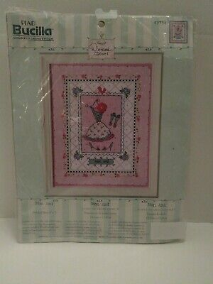 Plaid Bucilla Counted Cross Stitch WM45620,WM40777,WM45633,45708 NIP