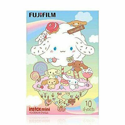 2019-02 Fujifilm Instax Sanrio Cinnamor10 Sheets For Mini 7 20 25 50 55 FREESHIP