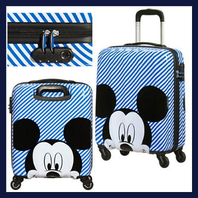 American Tourister  Mickey Hypertwist Disney Mickey Mouse Hardside Spinner Case