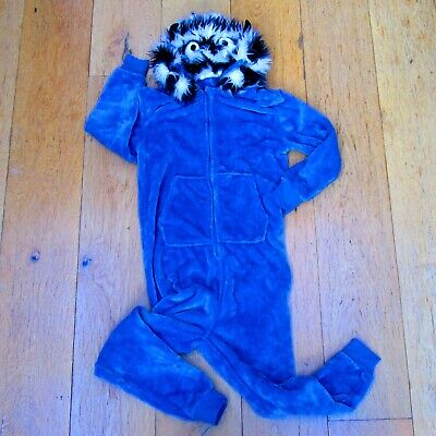 Next cute monster super soft & warm onesy jumpsuit lounge wear boys girls age 14