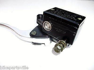 Honda Cb250Rs Rsa Rsd C - Nos Replacement Front Brake Master Cylinder & Lever