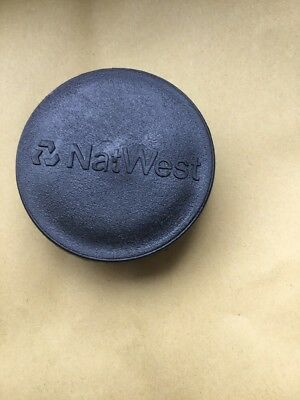 1 x Brand New Original  Natwest Pig Stopper With FREE POSTAGE