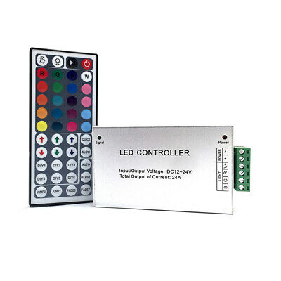 44key With RGB Box Infrared Remote Controller Set Mini Universal for LED strip