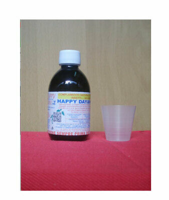 HAPPY DAY AND NIGHT prevenzione infestazioni da parassiti esterni 250 ml Happy H