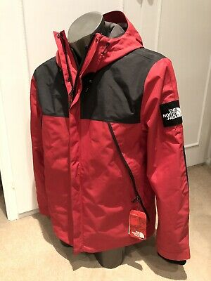 The north face Evolve II Triclimate Nero, Trekkinn