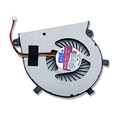 New For Toshiba Satellite E45W-C4200 series CPU Fan with Silicone grease