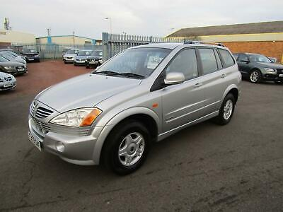 2010 Ssangyong Kyron 2.0 TD SE 5dr SUV Diesel Manual