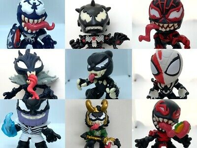 Funko Mystery Minis Marvel Venom GameStop Exclusives GITD YOU CHOOSE!