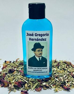 "BAÑO de DESCARGA DESPOJO "" JOSE GREGORIO HERNANDEZ "" 100 ml"