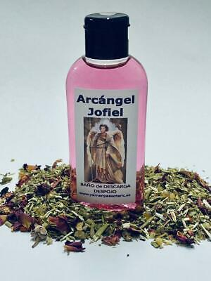 "BAÑO de DESCARGA DESPOJO "" ARCANGEL JOFIEL "" 100 ml"