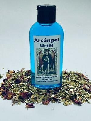 "BAÑO de DESCARGA DESPOJO "" ARCANGEL URIEL "" 100 ml"