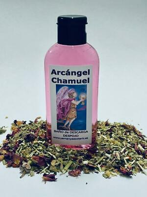 "BAÑO de DESCARGA DESPOJO "" ARCANGEL CHAMUEL "" 100 ml"