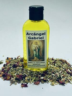 "BAÑO de DESCARGA DESPOJO "" ARCANGEL GABRIEL "" 100 ml"