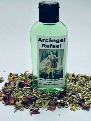 "BAÑO de DESCARGA DESPOJO "" ARCANGEL RAFAEL "" 100 ml"