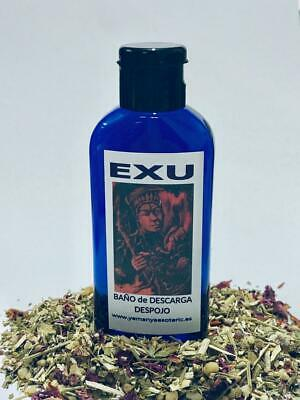 "BAÑO de DESCARGA DESPOJO "" EXU "" 100 ml"