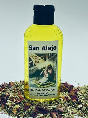"BAÑO de DESCARGA DESPOJO "" SAN ALEJO  "" 100 ml"