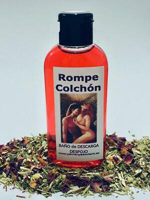 "BAÑO de DESCARGA DESPOJO "" ROMPE COLCHON  "" 100 ml"