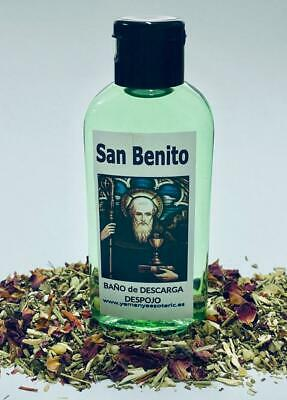 "BAÑO de DESCARGA DESPOJO "" SAN BENITO  "" 100 ml"