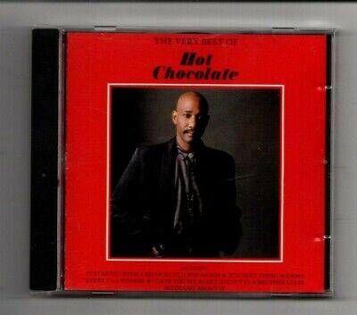 The Very Best of HOT CHOCOLATE (CD)