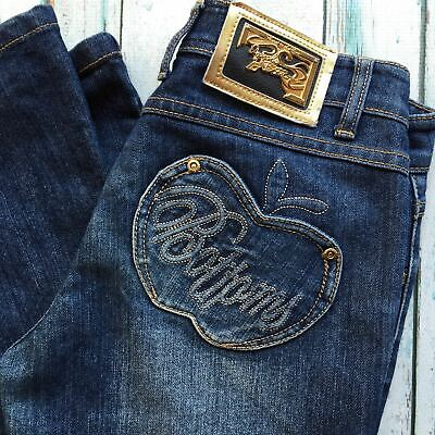 Apple Bottom Iconic Flare Jeans -Size 8