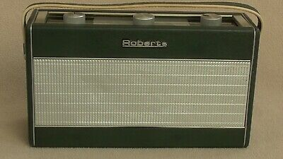Roberts Radio RIC1 - Green - Serviced - Excellent