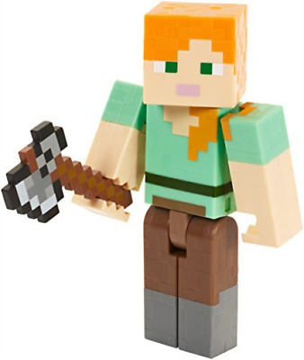 Figures-Minecraft Survival Mode 5`inch - Chopping Alex /Toys NEW