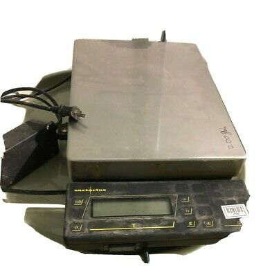 sartorius Scale 1200 g  analytical lab scale digital balance- as is SALE