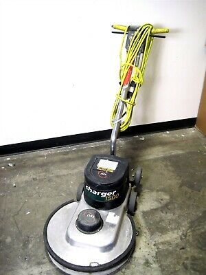 "NSS Charger 1500 20"" High Speed Electric Buffer Scrubber Burnish 1.5 HP Motor"