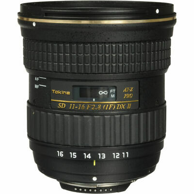Tokina AT-X 116 PRO DX-II 11-16mm f/2.8 Lens Canon EF Mount KP