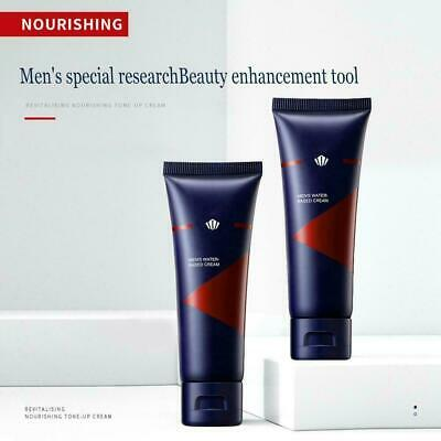 Mens Revitalising Nourishing Tone Up BB Cream Lazy Concealer Artifact Hands U6K6
