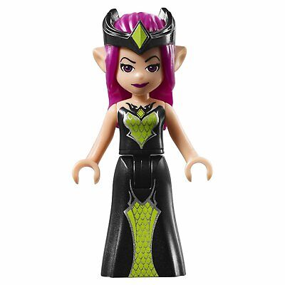 New Lego Elves RAGANA Minifigure with Staff and Magic Crystal From set 41180