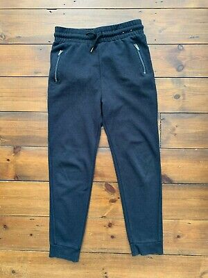 Boys F F Joggers Age 13-14 Years Blue Elasticated Waist