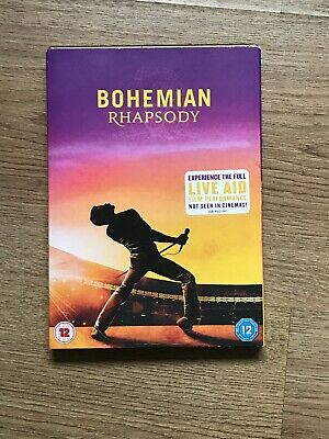 Bohemian Rhapsody [2018] Queen (DVD)