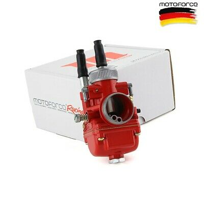 Carburatore Motoforce Racing Red Edition Phbg 21Mm