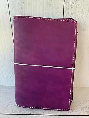 Chic Sparrow Travelers Notebook MINA Wide Deluxe American Dream CHV Used