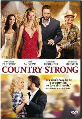 Country Strong - DVD By Gwyneth Paltrow,Tim McGraw - VERY GOOD